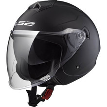 LS2 OF573 Twister Solid Motorradhelm