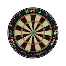 Harrows Official Competition Board Sisal Dartscheibe