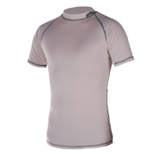 Funktions-T-Shirt Blue Fly Thermo Pro - kurzer Ärmel - beige