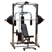 Body Solid PSM144XS Multipress
