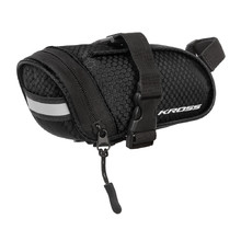Kross Roamer Saddle Bag L Satteltasche - schwarz