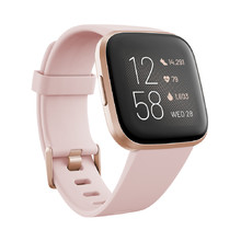 Fitbit Versa 2 Petal/Copper Rose Smartwatch