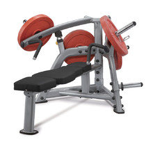 Steelflex PlateLoad Line PLBP Bench Press Bank - grau