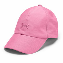 Under Armour Heathered Play Up Cap Damen Kappe - Lipstick