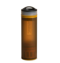 Grayl Ultralight Compact Purifier Filterflasche - Coyote Amber