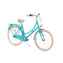 "DHS Citadinne 2636 26"" - Hollandrad Modell 2019 - Light Green"