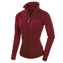 Ferrino Cheneil Jacket Woman New Damen Sweatshirt - Bordeaux