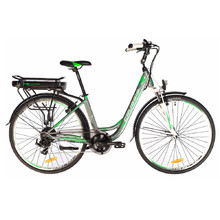 Crussis e-Country 1.8-S - Stadt Elektro Fahrrad Modell 2019