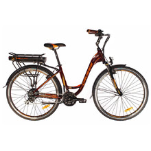 Crussis e-Country 5.6-S - Stadt Elektro Fahrrad Modell 2019