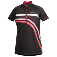 Damen-Radtrikot Craft PB Stripe