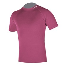 Kinder-Thermo-T-Shirt Blue Fly Termo Duo - kurzer Ärmel - rosa