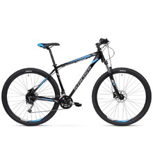 "Kross Hexagon 7.0 27,5"" Mountainbike - Modell 2020 - schwarz/graphit/blau"