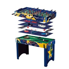 WORKER Supertable 12 in 1 Spieltisch