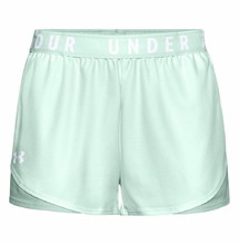 Under Armour Play Up Short 3.0 Damen Shorts - Mint