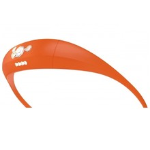 Knog Bandicoot Stirnlampe - orange
