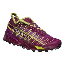 La Sportiva Mutant Women Damen Trail Schuhe - Plum/Apple Green