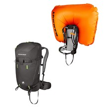 Mammut Light Removable Airbag 3.0 30l Lawinenrucksack - Graphite