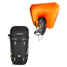 Lavinový batoh Mammut Light Removable Airbag 3.0 30l 2020 - Graphite