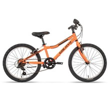 "Galaxy Neptun 20"" Kinderfahrrad - Modell 2020 - orange"