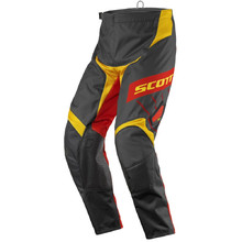SCOTT 350 Dirt MXVII Motocross-Hose - Black-Yellow