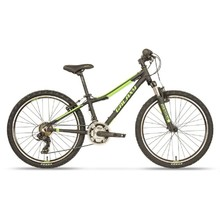 "Galaxy Pavo 24"" Junioren Mountainbike - Modell 2020 - schwarz"