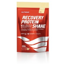 Nutrend Recovery Protein Shake Proteinkonzentrat 500g