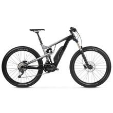 "Kross Soil Boost 1.0 SE 27,5"" Vollgefedertes Elektrofahrrad - Modell 2019 - Black / Graphite"
