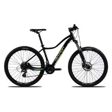 "Devron Riddle Lady 1.7 27,5"" Damen-Mountainbike - Modell 2019 - schwarz"