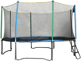 inSPORTline Top Jump 366 cm Trampolin Set