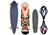 Skateboards und Longboards